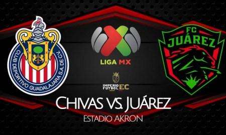 VER HOY Chivas vs Juárez EN VIVO por Clausura 2021 Liga MX