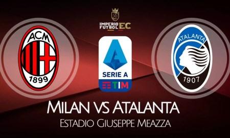 Ver partido Milan vs Atalanta EN VIVO ESPN en San Siro por la fecha 19 se la Serie A este sábado a las 1200