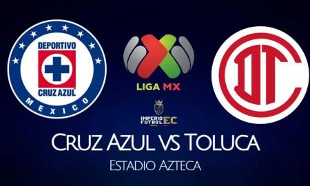 Cruz Azul vs Toluca EN VIVO partido por la jornada 7 de la Liga MX