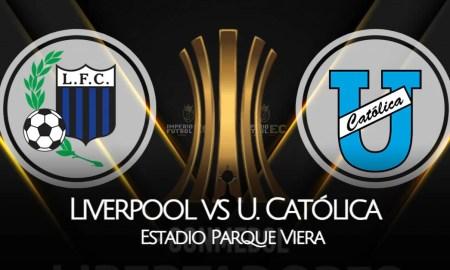 Liverpool vs. U. Católica EN VIVO ESPN por la Copa Libertadores