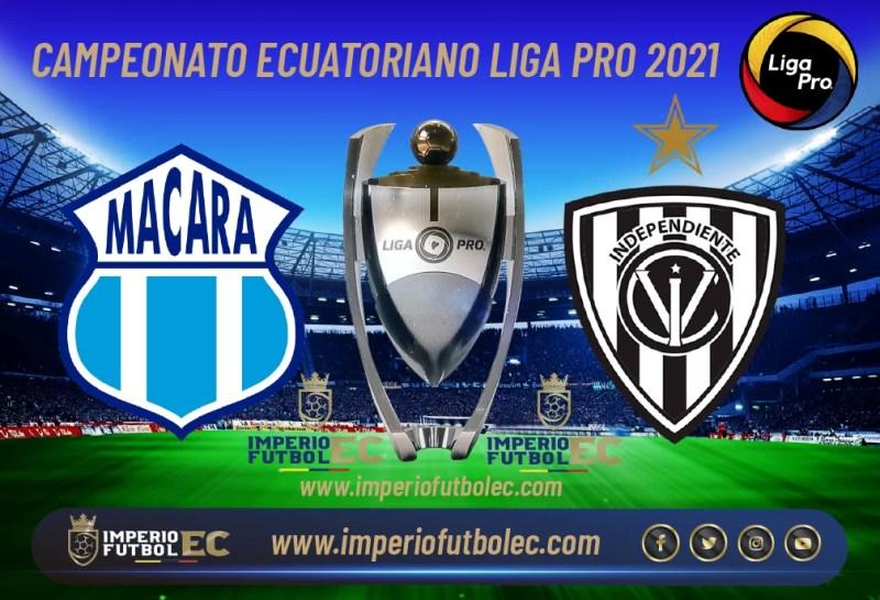 Macará vs Independiente del Valle EN VIVO-01
