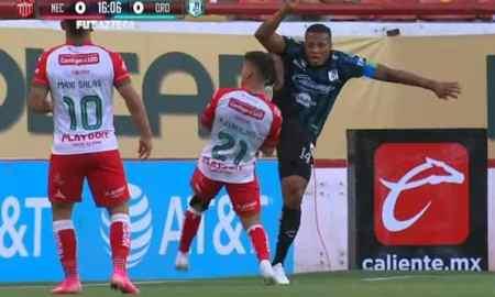 Antonio Valencia falta