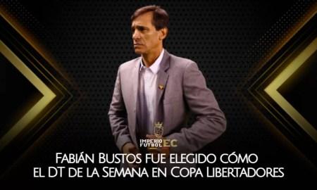 Fabián Bustos fue elegido cómo el DT por Copa Libertadores (VIDEO)