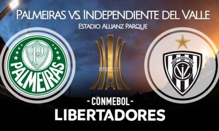 IDV - Palmeiras EN VIVO ESPN por el Grupo A de la Copa Libertadores 2021