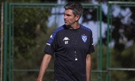 Mauricio Pellegrino DT de Vélez tendría todo pensado para enfrentar a LDU