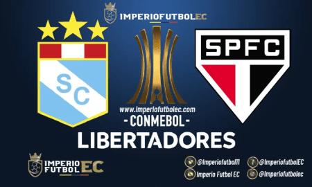 Sporting Cristal vs Sao Paulo EN VIVO-01