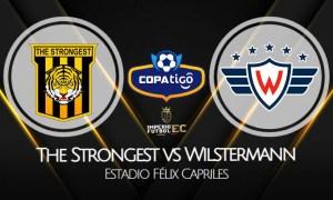The Strongest - Wilstermann EN VIVO por la Primera División de Bolivia