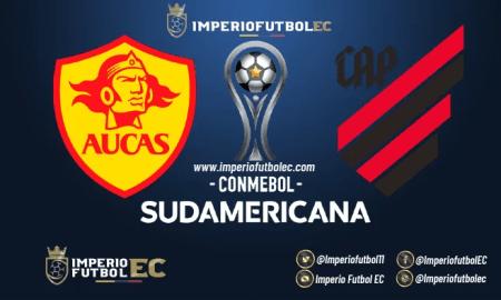 VER Aucas vs Atlético Paranaense EN VIVO-01