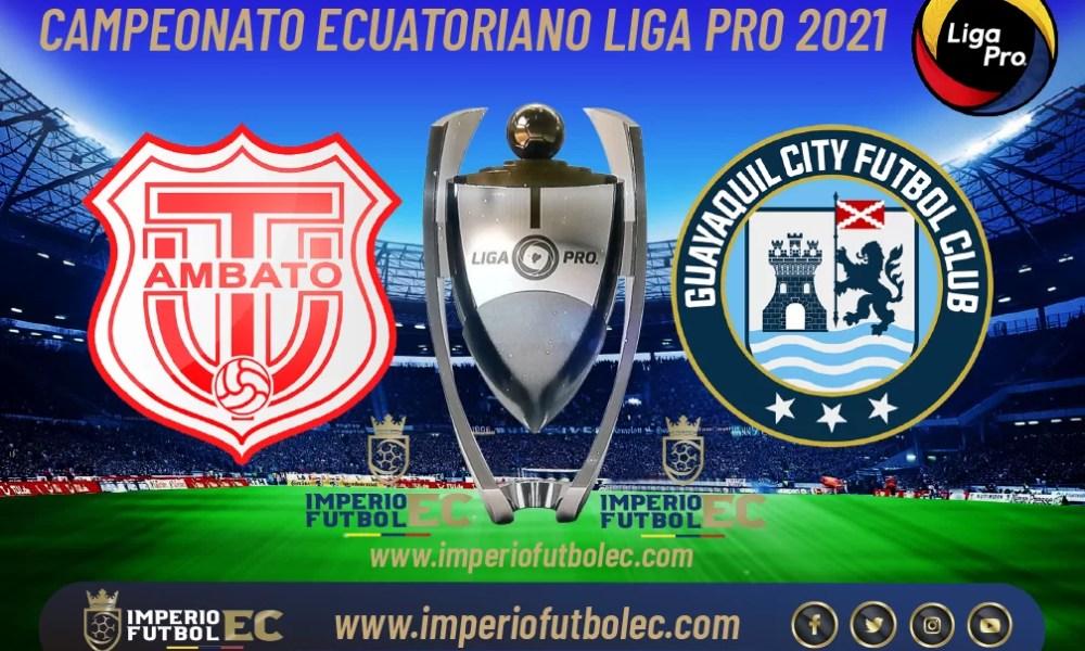 VER Técnico Universitario vs Guayaquil City EN VIVO-01