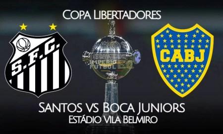 Boca Juniors - Santos EN VIVO por la fecha 4 de la Copa Libertadores