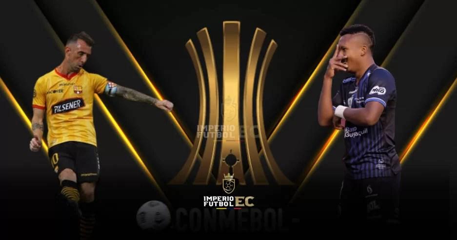 Damián 'Kitu' Díaz y Jhon Sánchez en el once ideal de la Libertadores