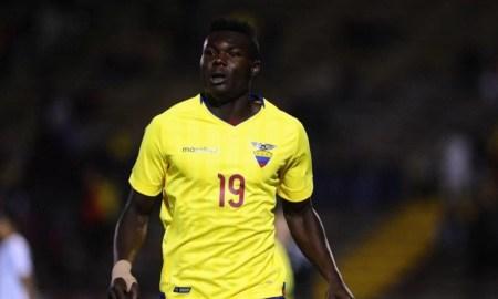 Jordy Caicedo Ecuador