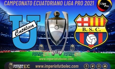VER Universidad Católica vs Barcelona EN VIVO-01