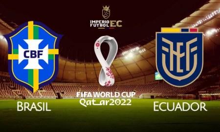 Brasil - Ecuador EN VIVO El Canal del Fútbol por Eliminatorias 2022
