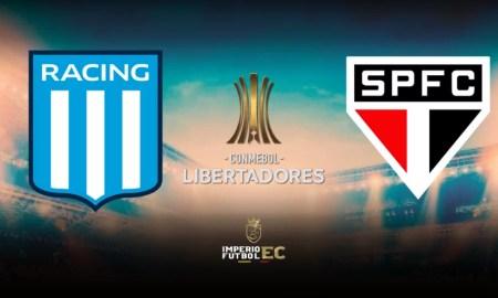 VER Racing vs Sao Paulo EN VIVO por ESPN por octavos de Copa Libertadores