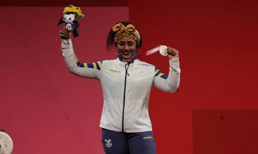 ¡Tamara Salazar obtiene una nueva medalla para Ecuador!
