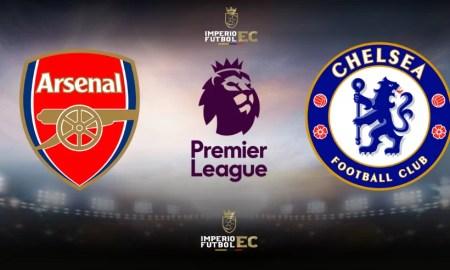 Arsenal vs. Chelsea Canalaes para ver EN VIVO por ESPN partido por la Premier League