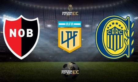 Canales para ver el partido EN VIVO Newell's vs Rosario Central por la Liga Profesional