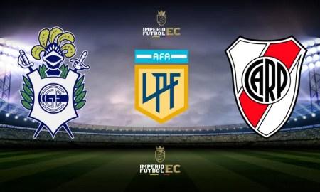 Canales para ver el partido River vs Gimnasia EN VIVO por Liga Profesional