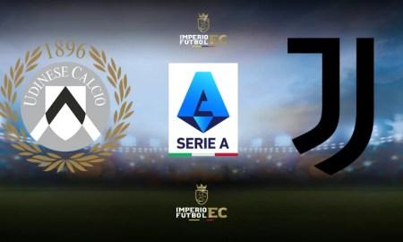 Canales para ver el partido Udinese vs Juventus EN VIVO por la Serie A