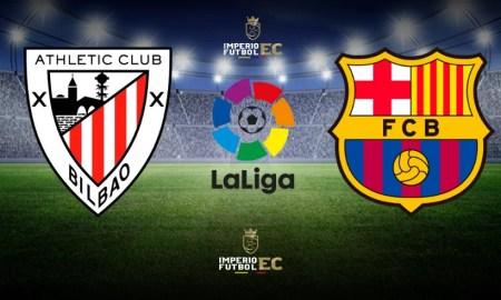 EN VIVO ESPN 2, Barcelona vs Athletic Club Canal para ver partido de LaLiga