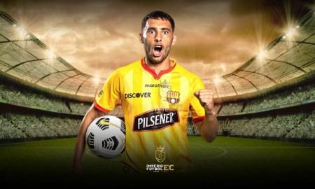 Emmanuel Martínez ya piensa el partido ante Liga de Quito ''haremos todo para llevarnos los tres puntos'' (VIDEO)