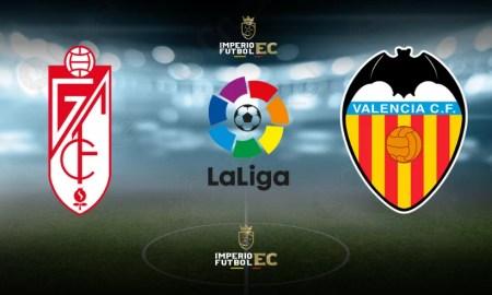 Granada vs Valencia EN VIVO Canal y hora del partido por la fecha 2 de la LaLiga