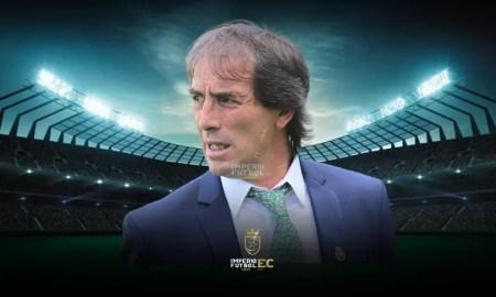 Guillermo Almada y su mensaje a BSC tras el empate ante Fluminense por Copa Libertadores