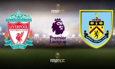 VER Liverpool vs Burnley EN VIVO POR ESPN Dónde ver la Premier League