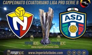 VER PARTIDO El Nacional vs Atlético Santo Domingo EN VIVO-01