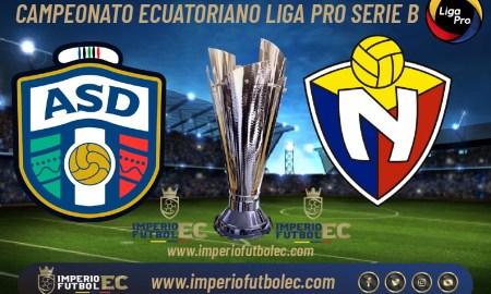 Atlético Santo Domingo vs El Nacional EN VIVO-01