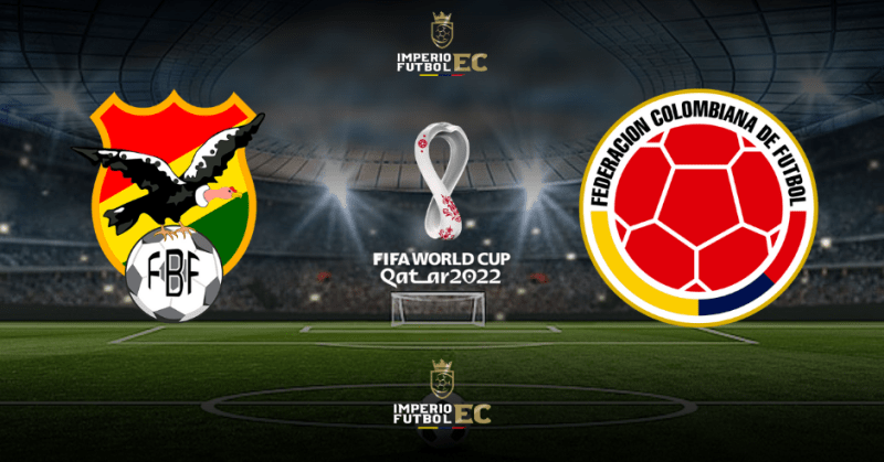 BOLIVIA - COLOMBIA EN VIVO FECHA 9 Eliminatorias CONMEBOL