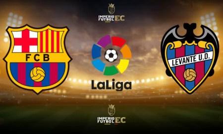 Barcelona y Levante EN VIVO VER PARTIDO
