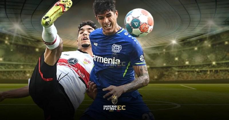 Bayer Leverkusen saluda a Ecuador por el Día de la Bandera