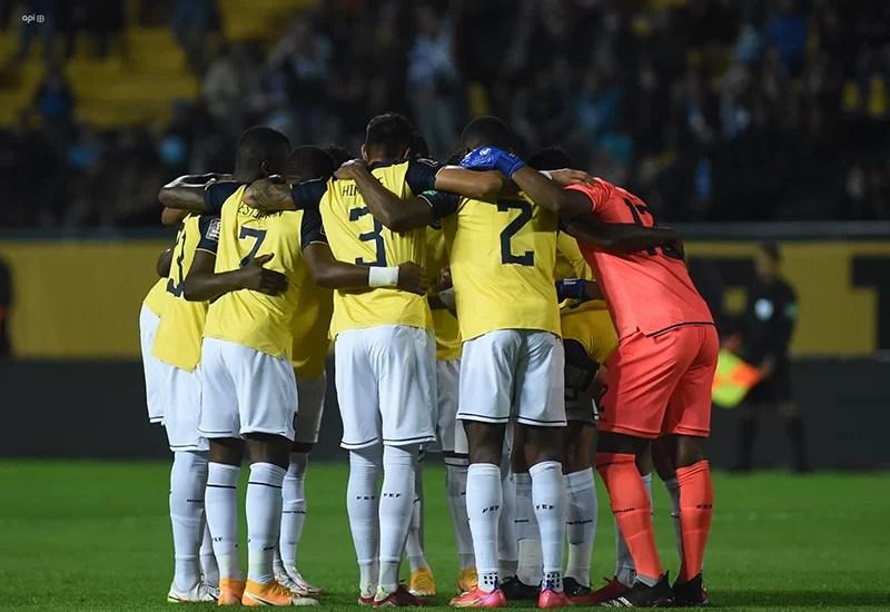 Ecuador grupo