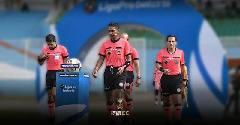 Liga Pro plantearía la suspención de tres a seis fechas a los jueces por no presentarse a la Fecha 7 en Serie A