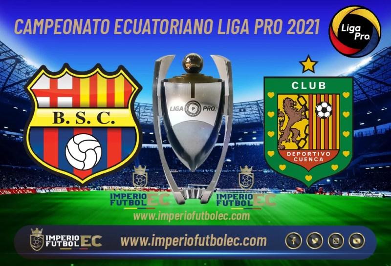 VER PARTIDO Barcelona vs Deportivo Cuenca EN VIVO-01