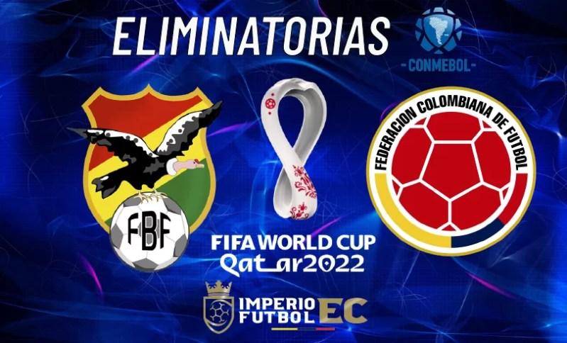 VER PARTIDO Bolivia vs Colombia EN VIVO-01