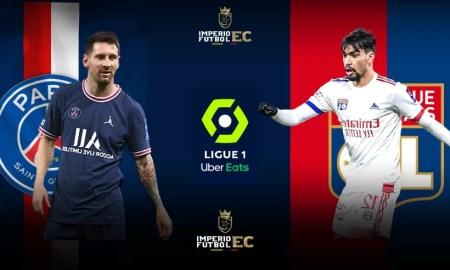 VER PARTIDO PSG y Olympique Lyon EN VIVO por fecha 6 de la Ligue 1