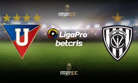 ¿Dónde VER EL PARTIDO Liga de Quito vs. IDV EN VIVO por la Liga Pro