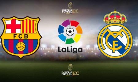 ¿Dónde ver el partido online Barcelona vs. Real Madrid EN VIVO Clásico LaLiga