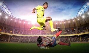 Brillante partido de Pervis Estupiñán para el tiunfo de Villarreal