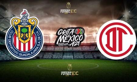 Chivas vs. Toluca EN VIVO por Afizzionados Horario y donde ver el partido.
