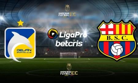 Delfín vs. Barcelona EN VIVO por la Liga Pro Hora y Canal de TV ver el partido