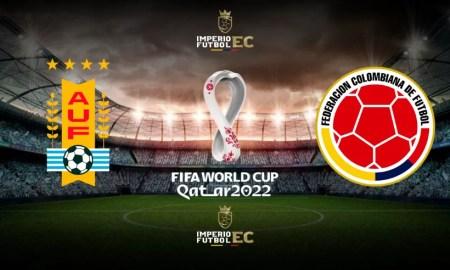 PARTIDO URUGUAR VS COLOMBIA EN VIVO FECHA 11 Eliminatorias