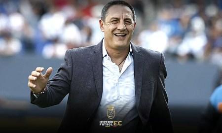 Pablo Marini DT Liga de Quito- LDU - Rey de Copas - Ecuador