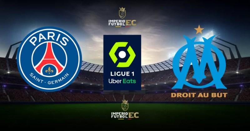 VER PARTIDO STAR+, PSG vs Marsella EN VIVO horarios y canales TV por Ligue 1