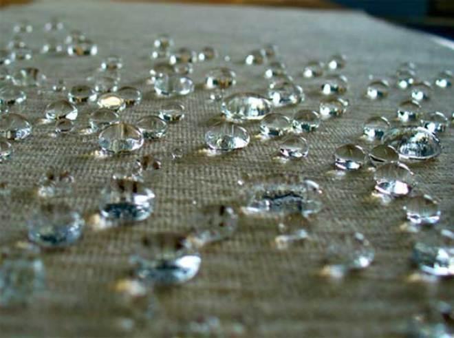 impermeabilizar tecidos