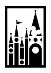 Logo Castello Impero Disney