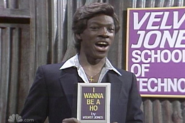 """I wanna be a ho"" still from SNL too painfully real for satire."